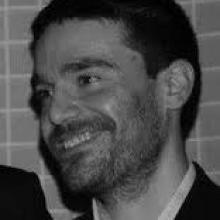 El poeta Aarón García Peña