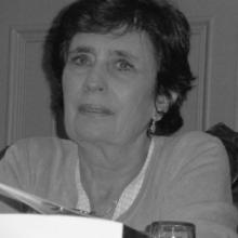 La poeta Ana Montojo en Versos sobre el pentagrama (Foto extraida de http://www.escritores.org)