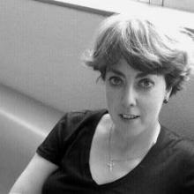 La periodista y poeta Esther Peñas