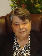 La poeta Mª Victoria Reyzábal