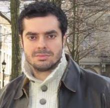 El poeta Joaquín Pérez Azaustre (Foto extraída de www.encubierta.com)