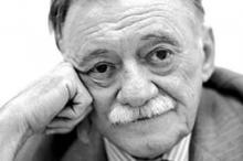 El poeta uruguayo Mario Benedetti
