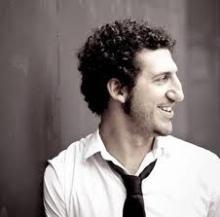 El poeta y cantautor Marwan