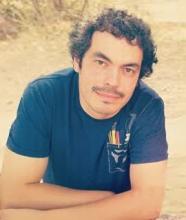 El poeta y cantautor Moncho Otero